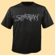 SUFFOCATION - grey Logo - T-Shirt