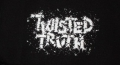 TWISTED TRUTH - Printed Patch