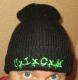 UxLxCxM - Wollmütze - grünes Logo