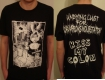 UxLxCxM - UNDYING LUST FOR CADAVEROUS MOLESTATION - Kiss My Colon T-Shirt - size XL
