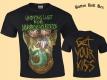 UxLxCxM - Kiss of Poseidon - T-Shirt (Undying Lust for Cadaverous Molestation) size L
