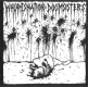 WHORESNATION / DOMMSISTERS - split 10'' EP -