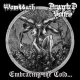 WOMBBATH / DEPARTED SOULS - split MCD - Embracing The Cold...