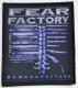 FEAR FACTORY - Demanufacture - woven Patch